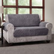 Jeffrey Home Puff Loveseat Protector