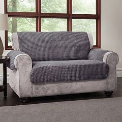 Innovative Textile Solutions Puff Loveseat Protector