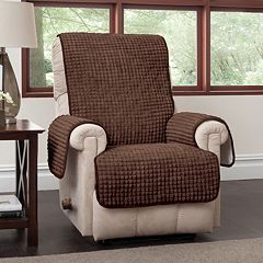 Innovative Textile Solutions Puff Recliner Wing Chair Protector