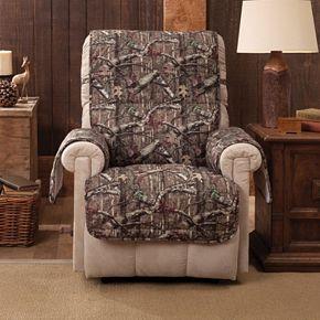 Jeffrey Home Mossy Oak Break-Up Infinity Recliner Wing Chair Protector