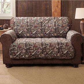 Jeffrey Home Mossy Oak Break-Up Infinity Sofa Protector