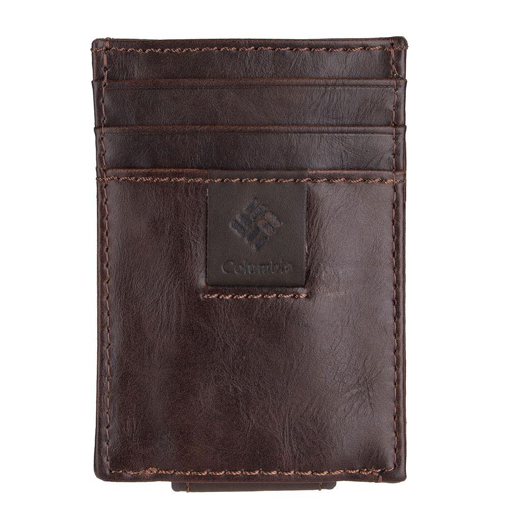 Men's Columbia RFID-Blocking Front-Pocket Wallet