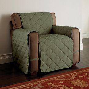 Jeffrey Home Microfiber Ultimate Chair Protector