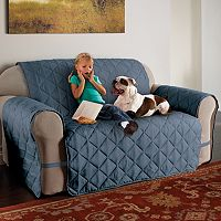 Innovative Textile Solutions Microfiber Ultimate Loveseat Protector