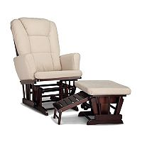 Graco Sterling Nursing Glider & Ottoman Set
