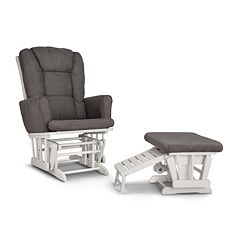Graco Sterling Nursing Glider Ottoman Set