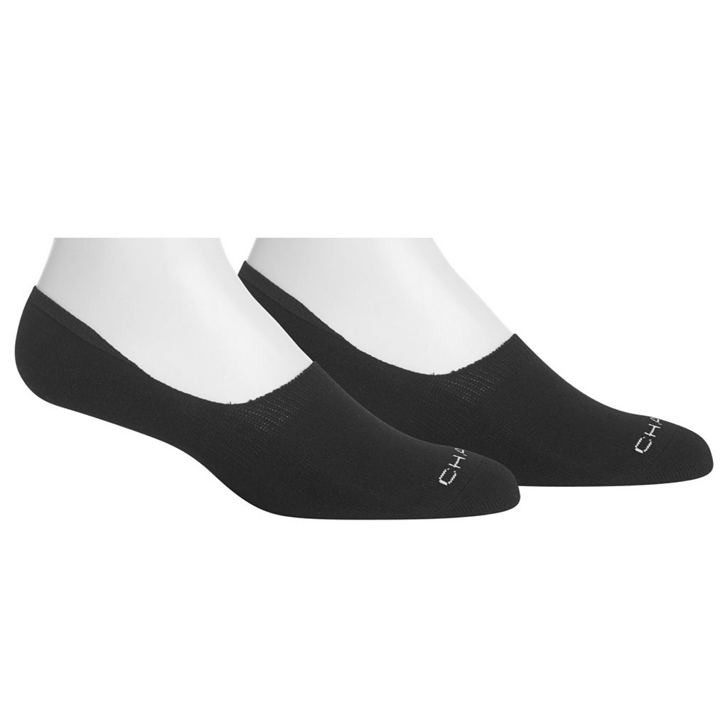 Men's Chaps 2-pack Cushioned Performance Liner Socks