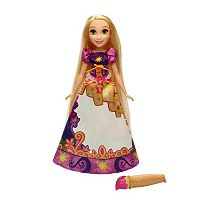 Disney Princess Rapunzel's Magic Story Skirt