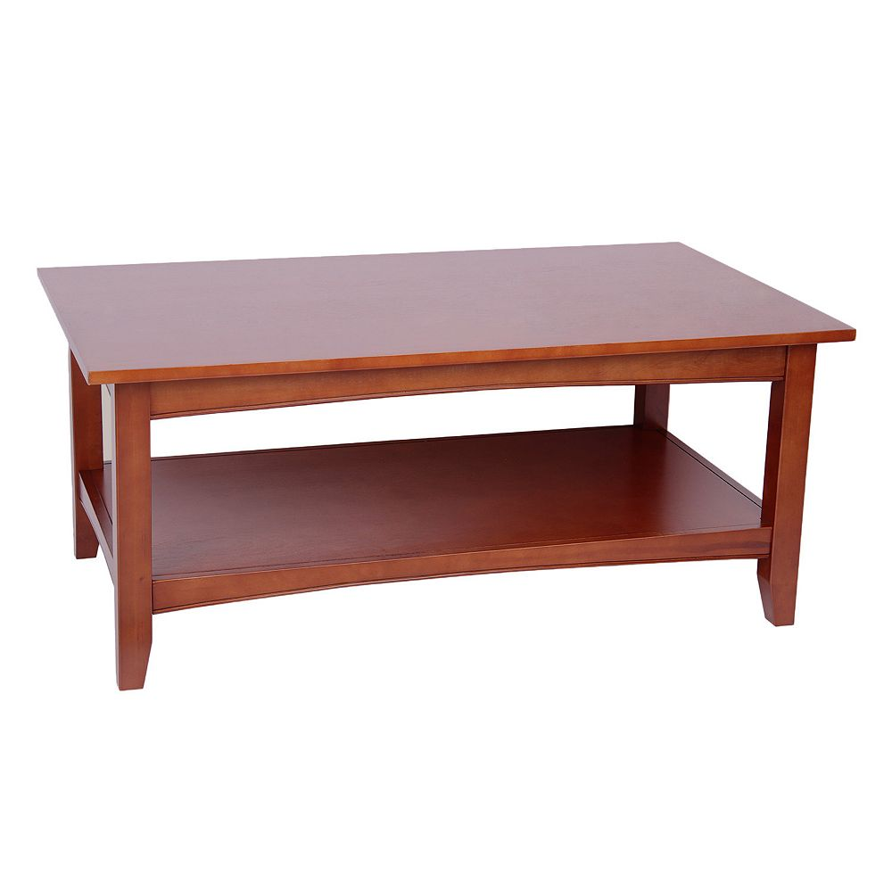 Shaker cottage coffee table alaterre shaker cottage coffee table geotapseo Gallery