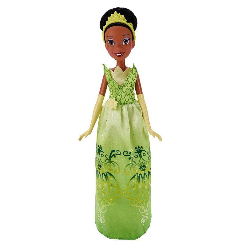 Disney Princess Royal Shimmer Tiana Doll, Multicolor