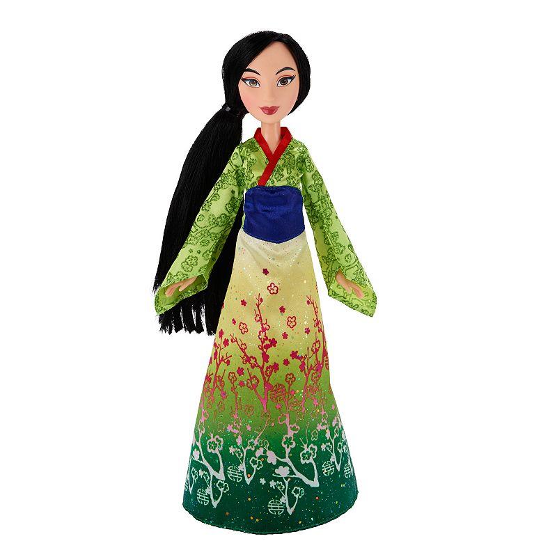 Disney Princess Royal Shimmer Mulan Doll, Multicolor