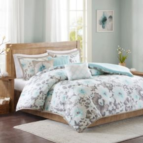 Madison Park Aria 6-piece Duvet Cover Set