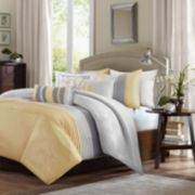 Madison Park Selma 6-piece Duvet Cover Set