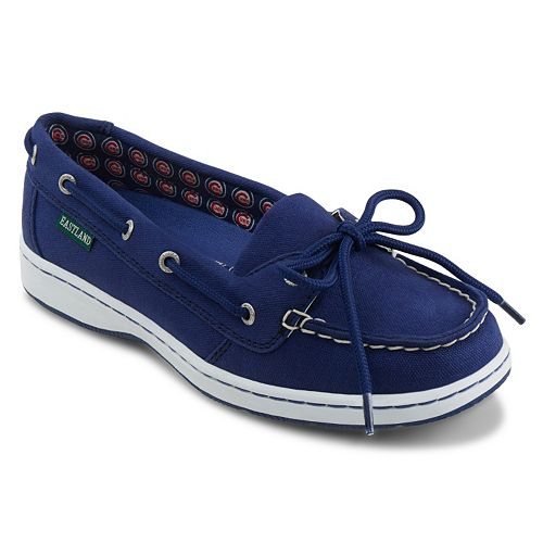 Women's Eastland Chicago Cubs Sunset Boat Shoes