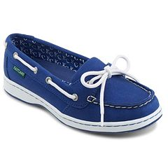Women's Eastland Kansas City Royals Sunset Boat Shoes