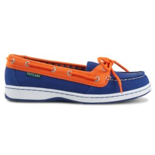 Women's Eastland New York Mets Sunset Boat Shoes
