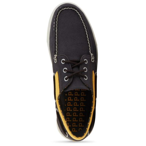 Men's Eastland Pittsburgh Pirates Adventure Boat Shoes
