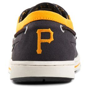 Men's Eastland Pittsburgh Pirates Adventure Boat Shoes