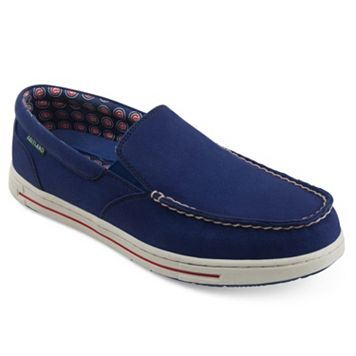 Men's Eastland Chicago Cubs Surf Slip-On Shoes