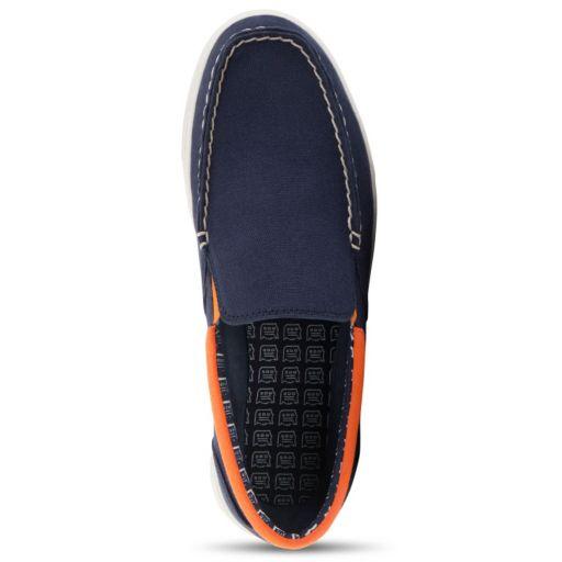 Men's Eastland Detroit Tigers Surf Slip-On Shoes