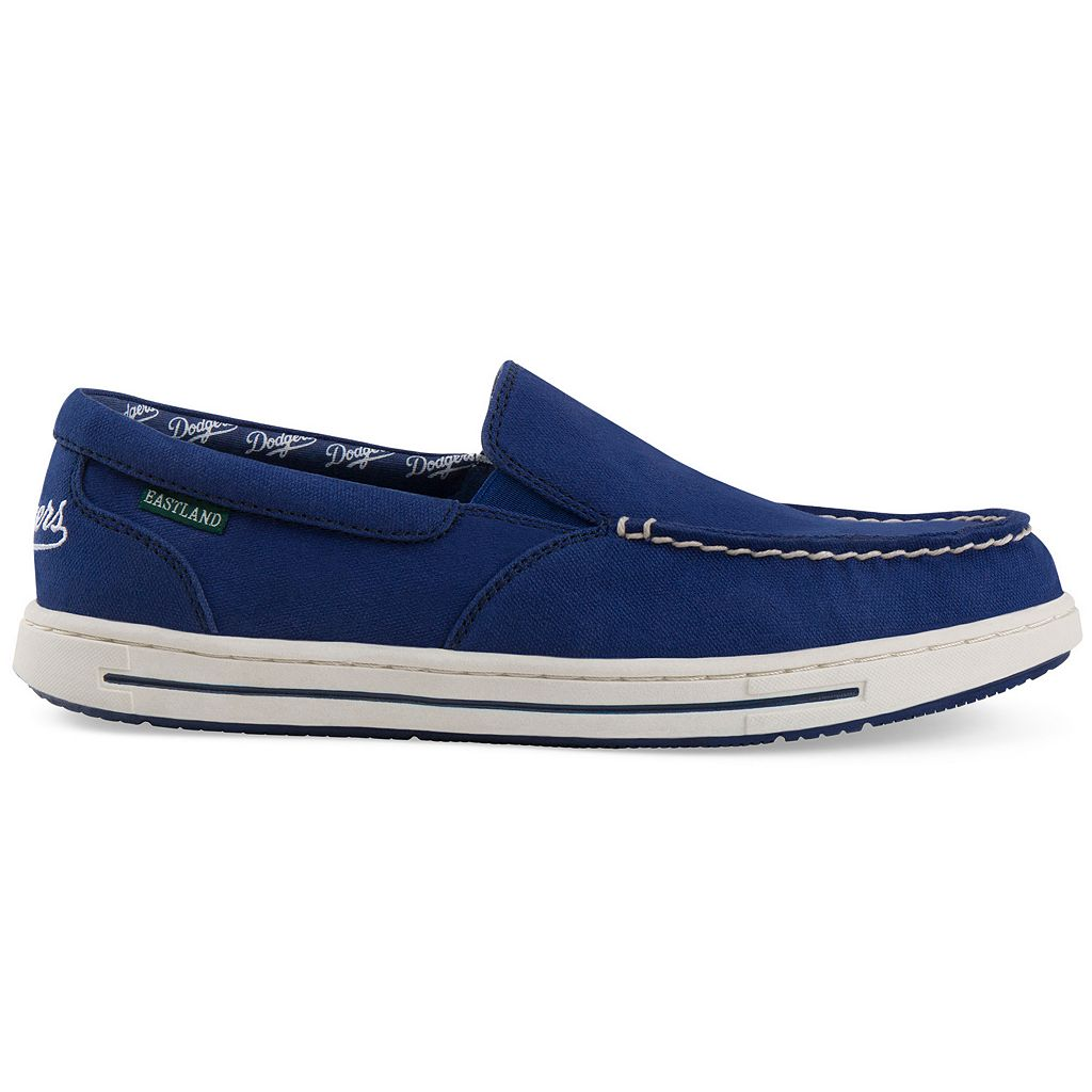 Men's Eastland Los Angeles Dodgers Surf Slip-On Shoes
