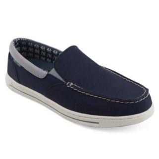 Men's Eastland New York Yankees Surf Slip-On Shoes
