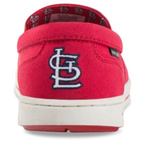 Men's Eastland St. Louis Cardinals Surf Slip-On Shoes