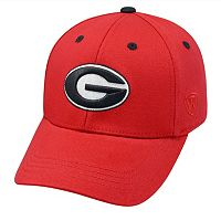 Youth Top of the World Georgia Bulldogs Rookie Cap