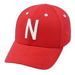 Youth Top of the World Nebraska Cornhuskers Rookie Cap