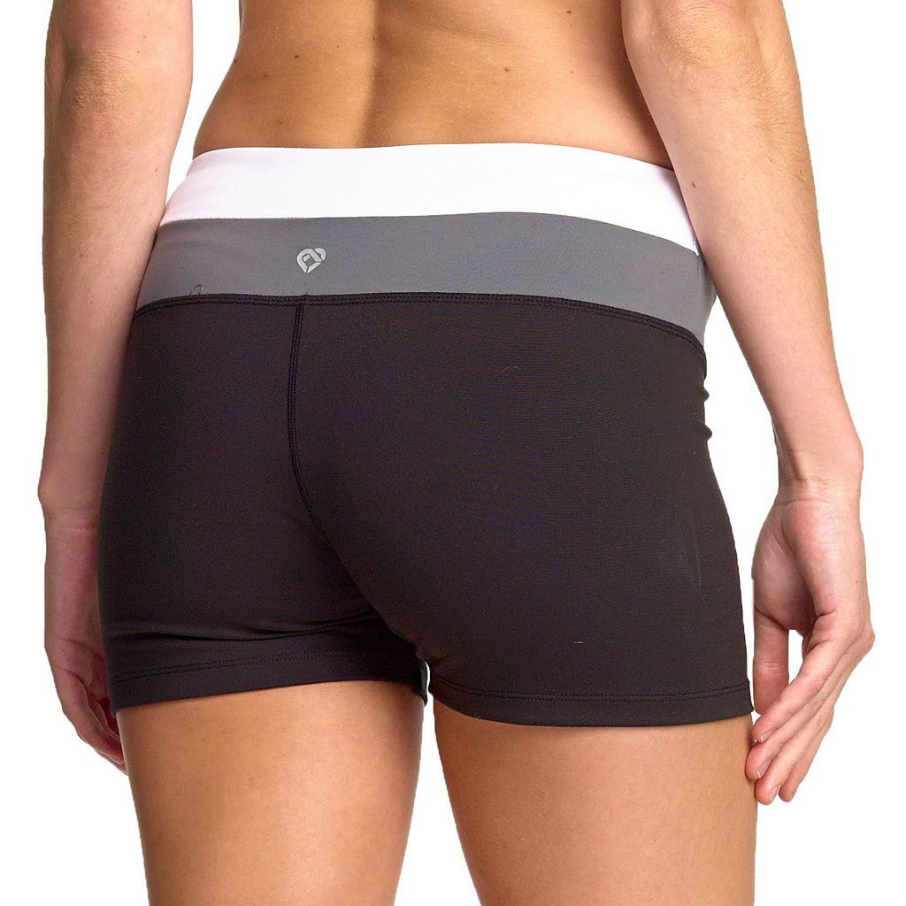 Women's Colosseum Treasure Point Workout Shorts