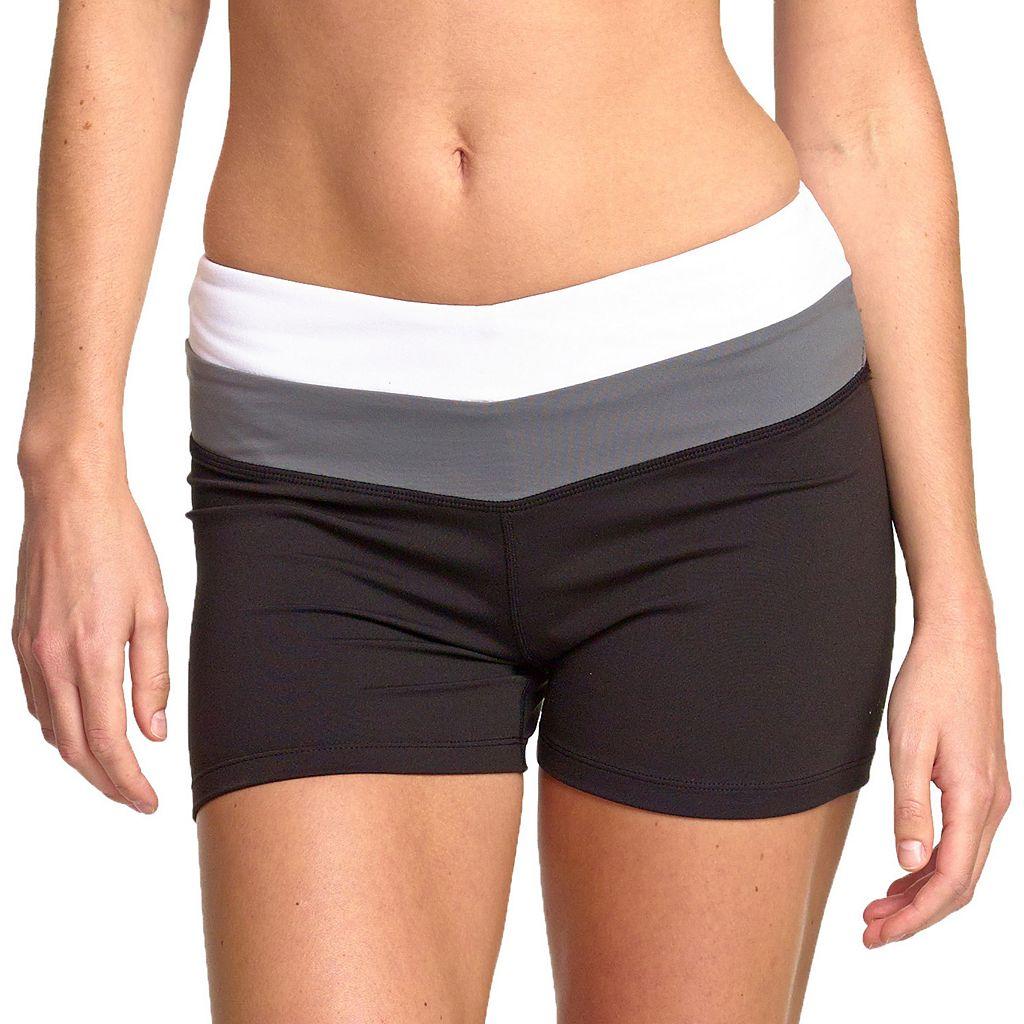 Women's Colosseum Treasure Point Workout Shorts