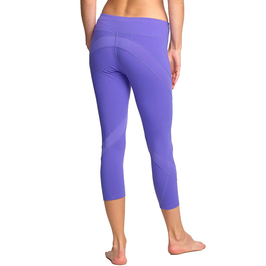 Women's Colosseum Cabana Capri Workout Tights