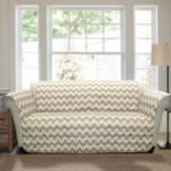 Forever New Chevron Loveseat Furniture Cover