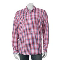 Men's Michael Brandon Southern Vintage Grid Button-Down Shirt