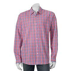 Men's Michael Brandon Southern Vintage Grid Button-Down Shirt