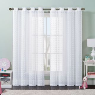 VCNY Elsa Window Curtain - 55'' x 84''