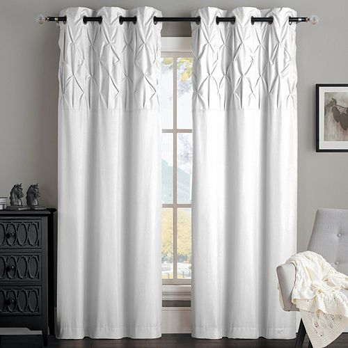 Avondale 2-pack Manor Ella Window Curtains