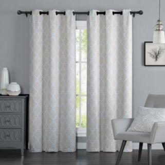 Avondale Manor 2-pack Madrid Blackout Window Curtain