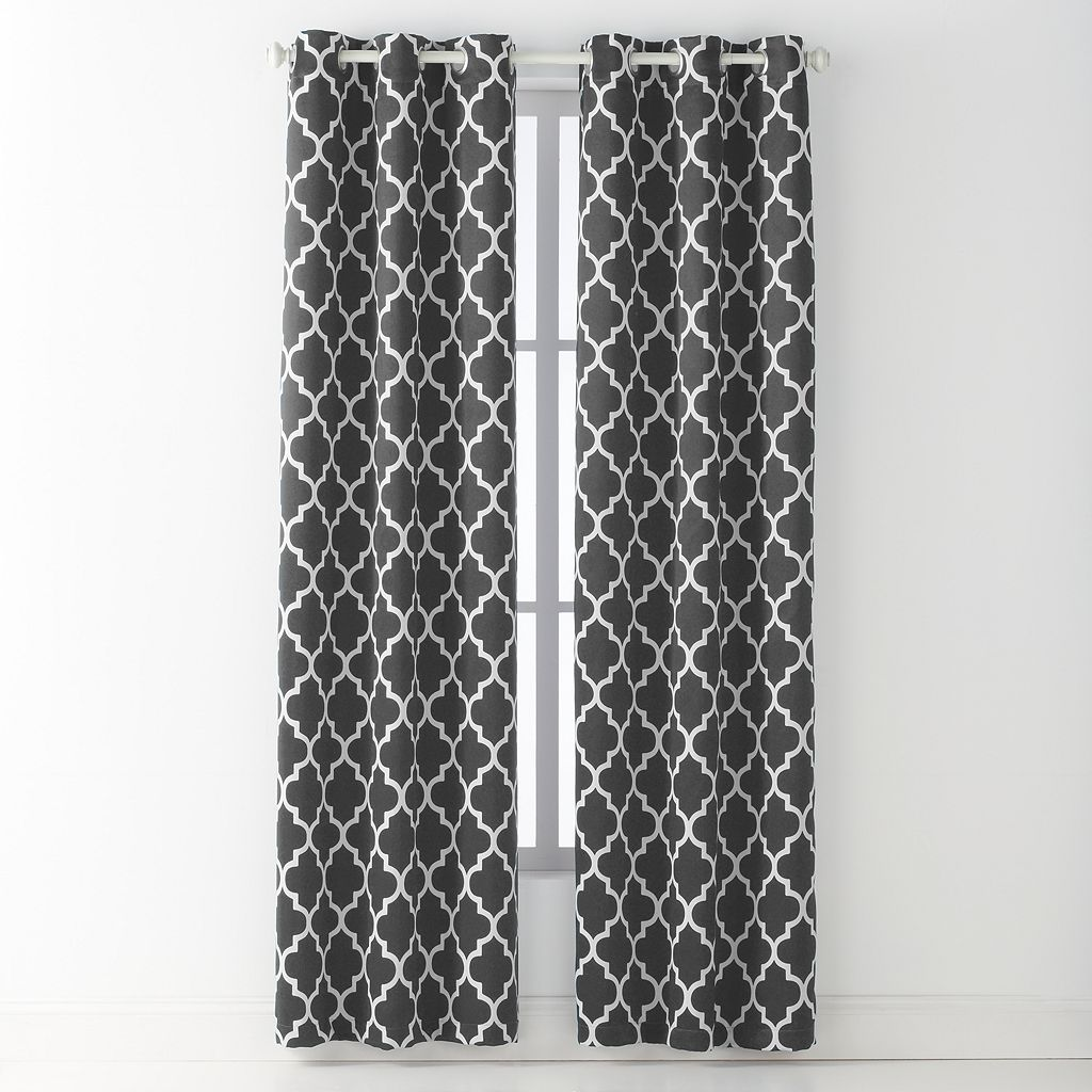 Avondale Manor 2-pack Madrid Blackout Curtains