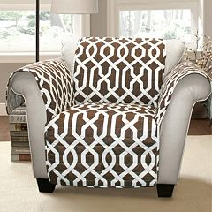 Forever New Edward Trellis Armchair Furniture Cover
