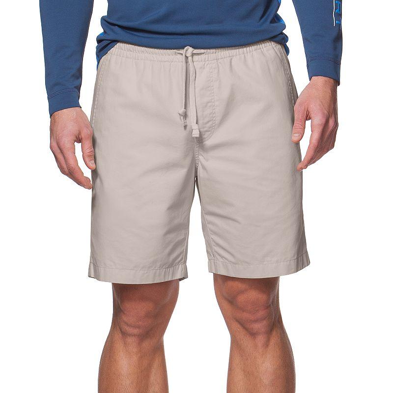 Big & Tall Chaps Sport Deck Pull-On Shorts