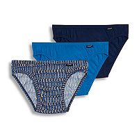 Men's Jockey 3-pack Elance Bikini Briefs