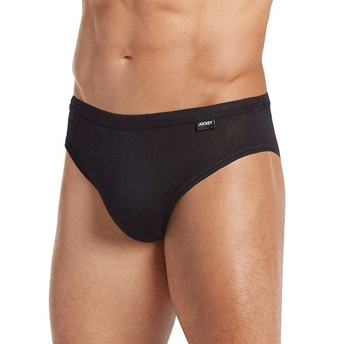 Men's Jockey 3-pack Elance Bikini Briefs