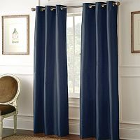 Pacific Coast Textiles 2-pack Shawn Blackout Curtains - 37'' x 84''