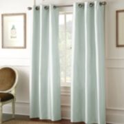 Pacific Coast Textiles 2-pack Shawn Blackout Window Curtains - 37'' x 84''