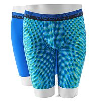 Men's Jockey 2-pack Sport Mesh Midway Briefs