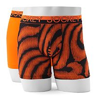 Men's Jockey 2-pack Micromesh Performance Boxer Briefs