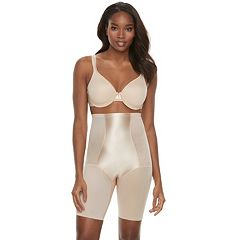 Naomi & Nicole Firm-Control High-Waist Thigh Slimmer 7129