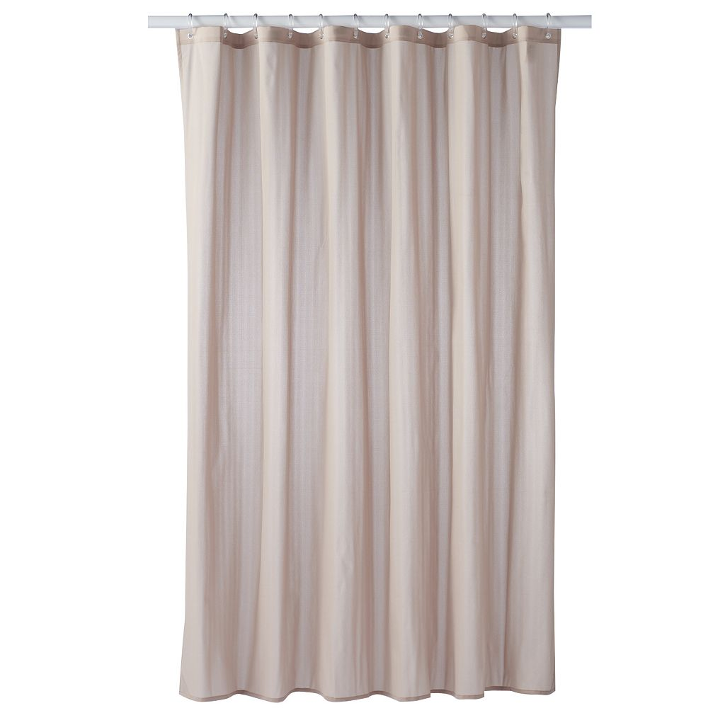 Home Classics® Herringbone Ultimate Shower Curtain Liner