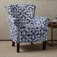 Madison Park Brooke Club Arm Chair